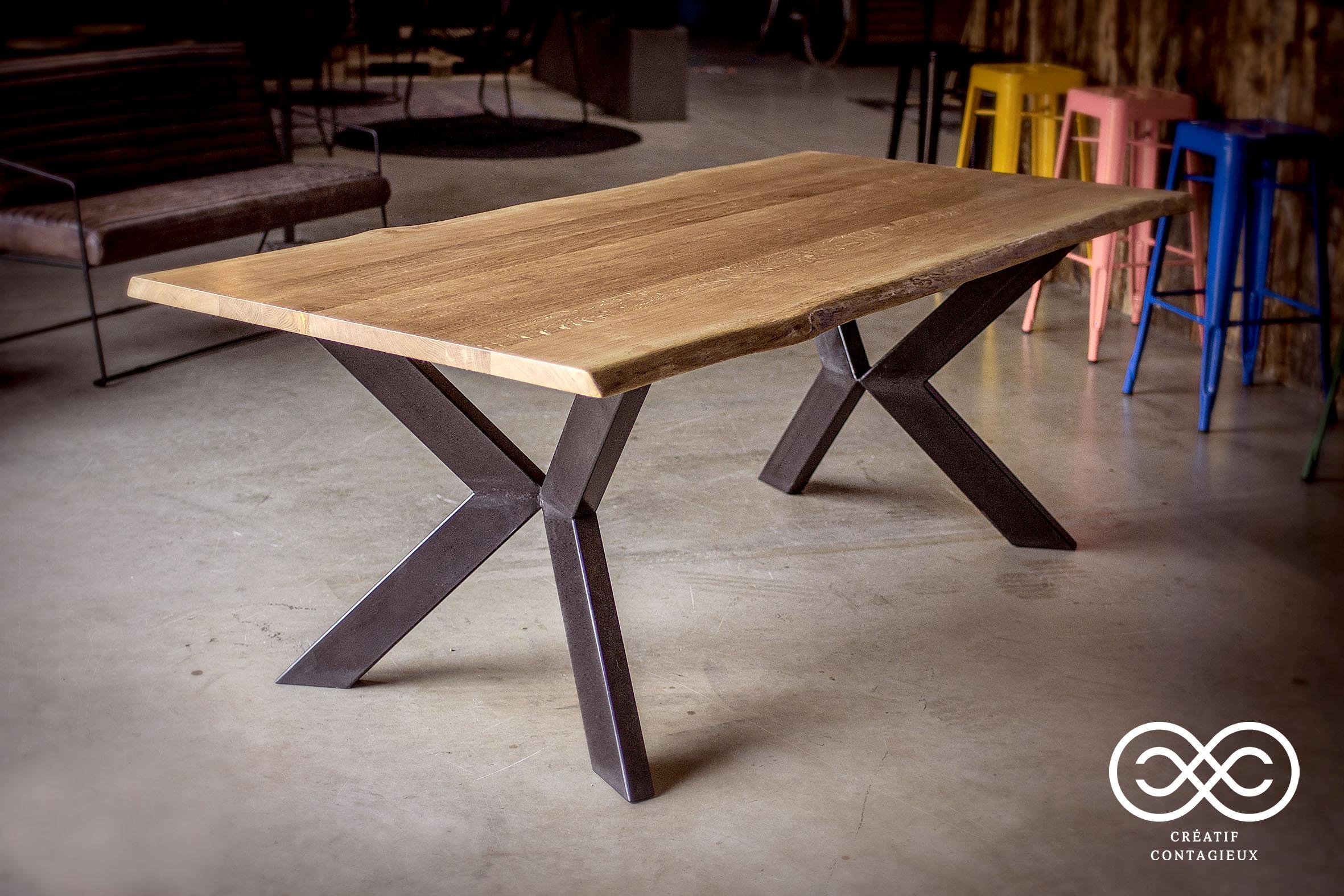 table live edges mikado