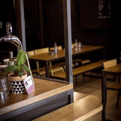 Restaurant Silex et Fourchette Aménagement